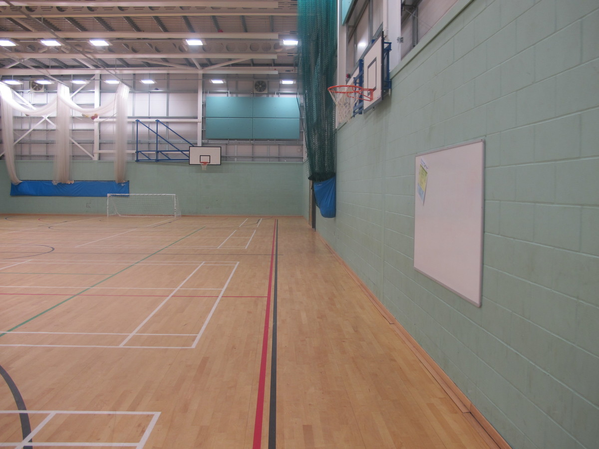 Sports Hall - Kearsley Academy - Bolton - 3 - SchoolHire