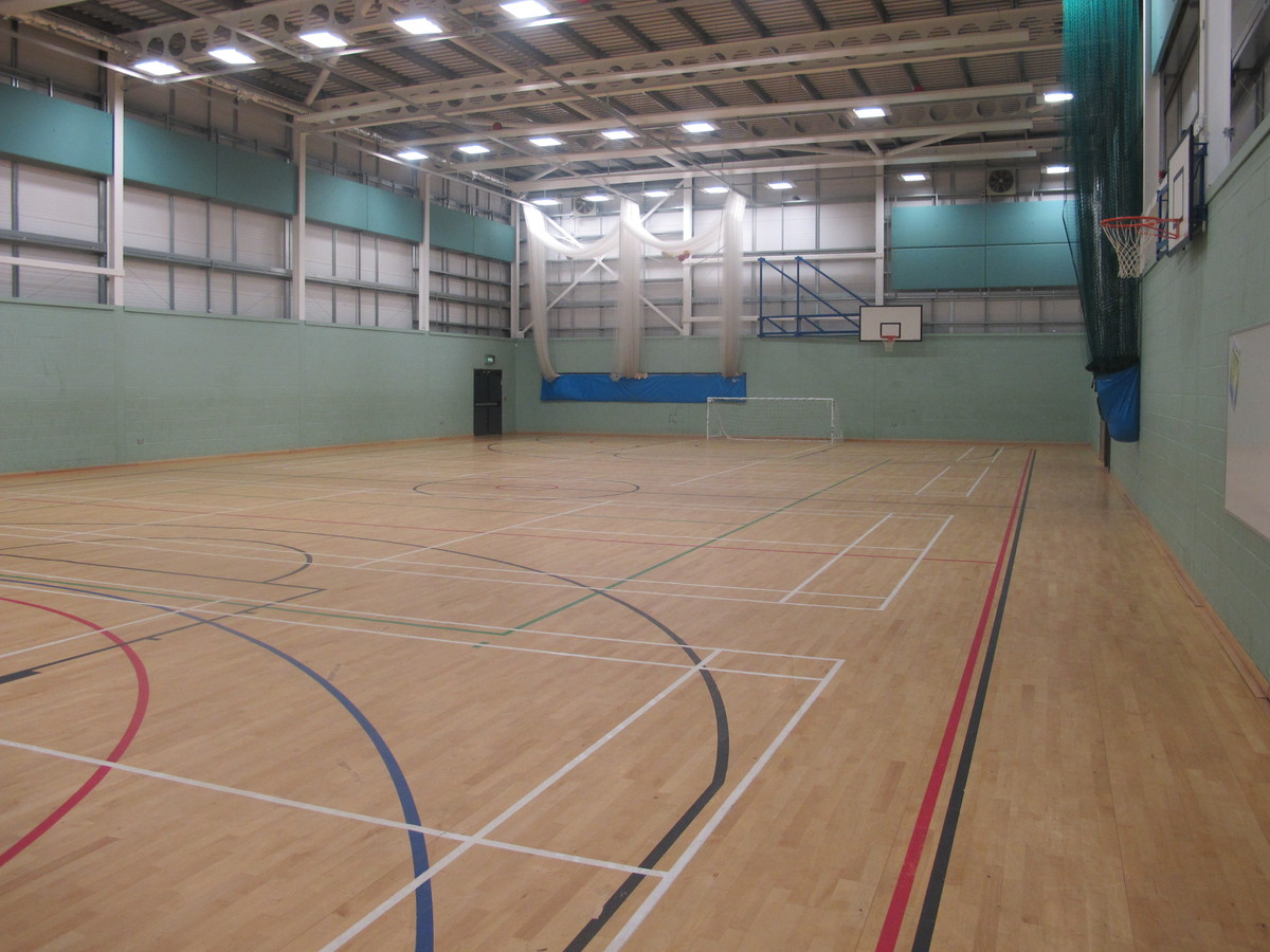 Sports Hall - Kearsley Academy - Bolton - 4 - SchoolHire