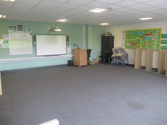 Classroom - Sports Centre - Kearsley Academy - Bolton - 1 - SchoolHire