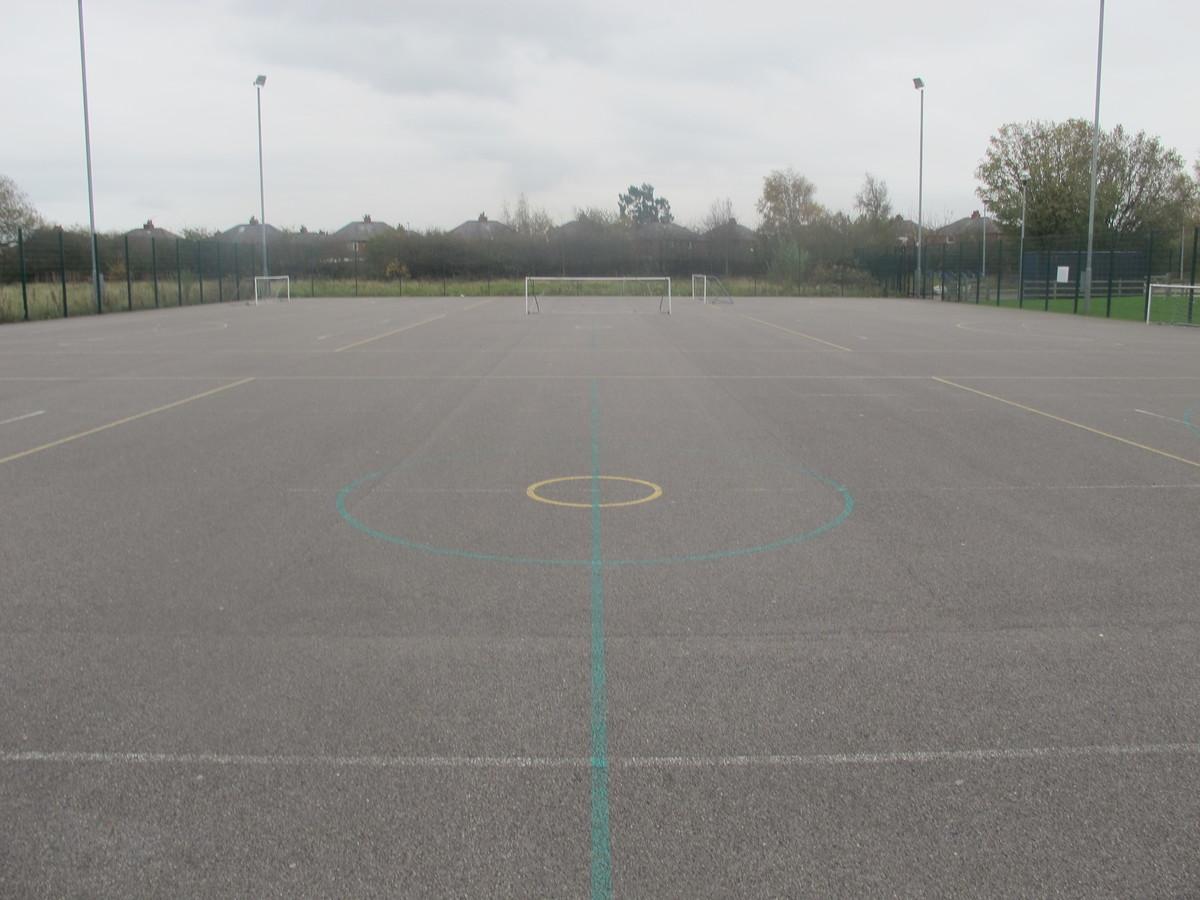 MUGA - Kearsley Academy - Bolton - 1 - SchoolHire