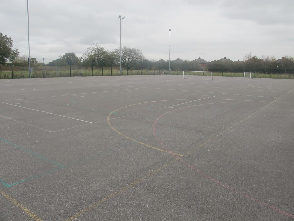 MUGA - Kearsley Academy - Bolton - 4 - SchoolHire
