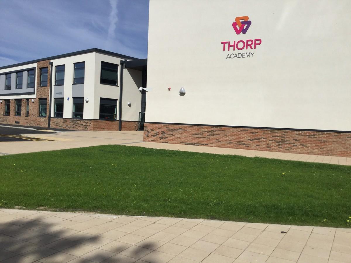 Thorp Academy - Gateshead - 1 - SchoolHire