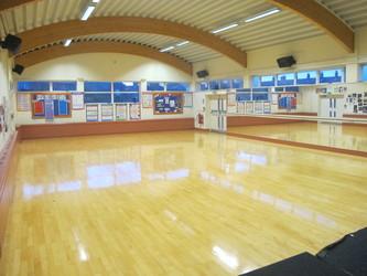 Dance Studio (G005) - Plumstead Manor School - Greenwich - 3 - SchoolHire