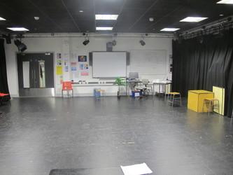 Drama Studio (H007) - Plumstead Manor School - Greenwich - 1 - SchoolHire