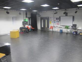 Drama Studio (H007) - Plumstead Manor School - Greenwich - 3 - SchoolHire