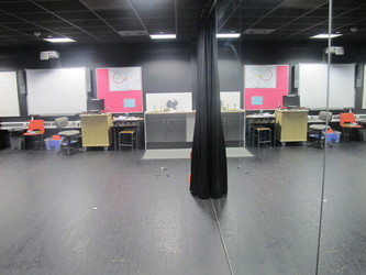 Drama Studio (H011) - Plumstead Manor School - Greenwich - 3 - SchoolHire