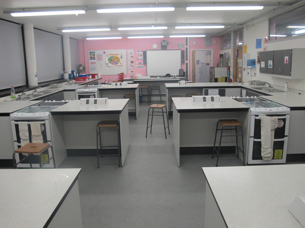 Food Tech [AL05] - Plumstead Manor School - Greenwich - 1 - SchoolHire