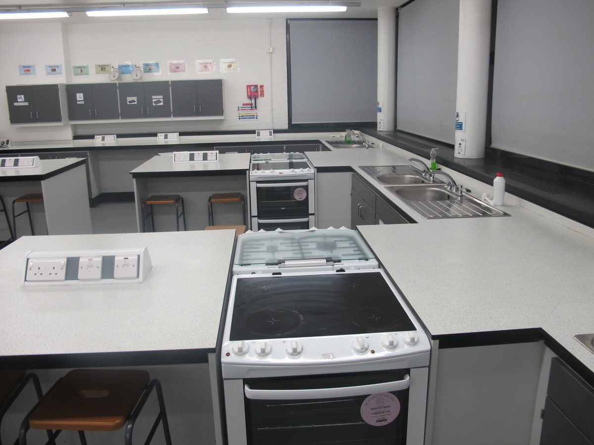Food Tech [AL05] - Plumstead Manor School - Greenwich - 2 - SchoolHire