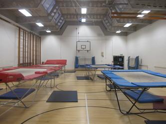 Gymnasium 1 (G016) - Plumstead Manor School - Greenwich - 1 - SchoolHire