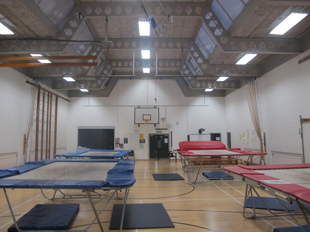 Gymnasium 1 (G016) - Plumstead Manor School - Greenwich - 3 - SchoolHire