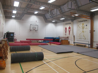 Gymnasium 2 (G008) - Plumstead Manor School - Greenwich - 1 - SchoolHire
