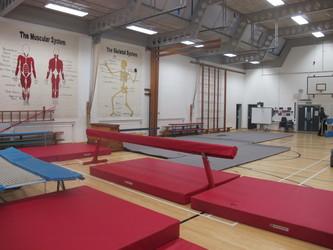 Gymnasium 2 (G008) - Plumstead Manor School - Greenwich - 2 - SchoolHire