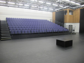 Main Performance Hall (H014) - Plumstead Manor School - Greenwich - 1 - SchoolHire