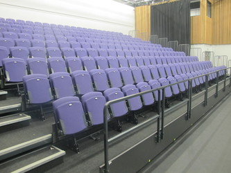Main Performance Hall (H014) - Plumstead Manor School - Greenwich - 3 - SchoolHire