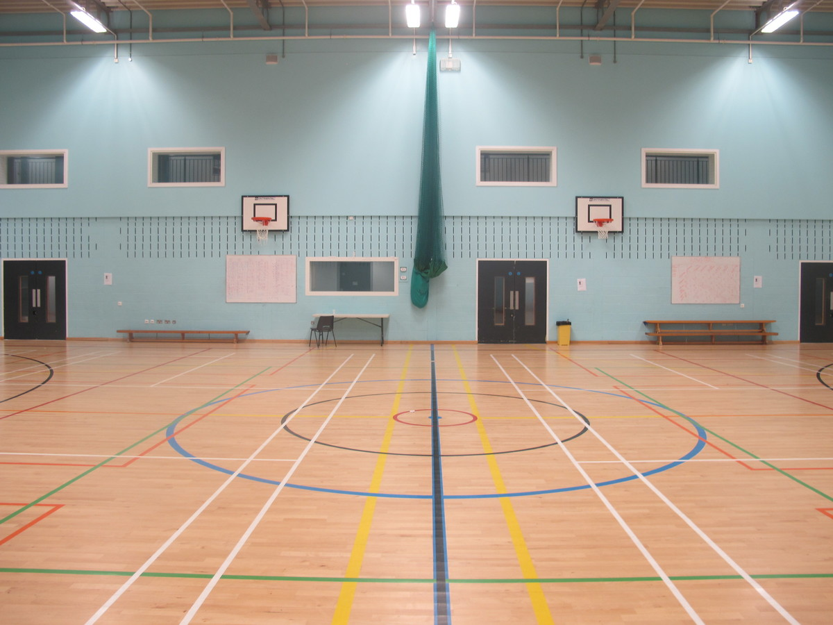 Sports Hall (H001) - Plumstead Manor School - Greenwich - 3 - SchoolHire