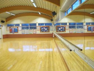 Dance Studio (G005) - Plumstead Manor School - Greenwich - 1 - SchoolHire