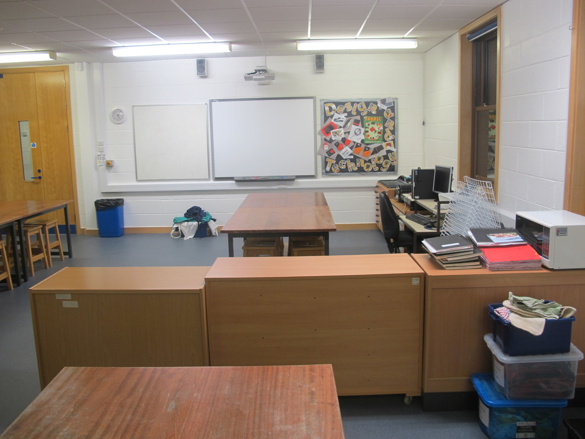 Art Room - Wake Wing - Northampton High School - Northamptonshire - 2 - SchoolHire