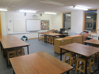 Art Room - Wake Wing - Northampton High School - Northamptonshire - 4 - SchoolHire
