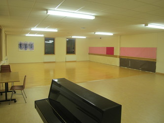 Ballet Studio - Northampton High School - Northamptonshire - 3 - SchoolHire