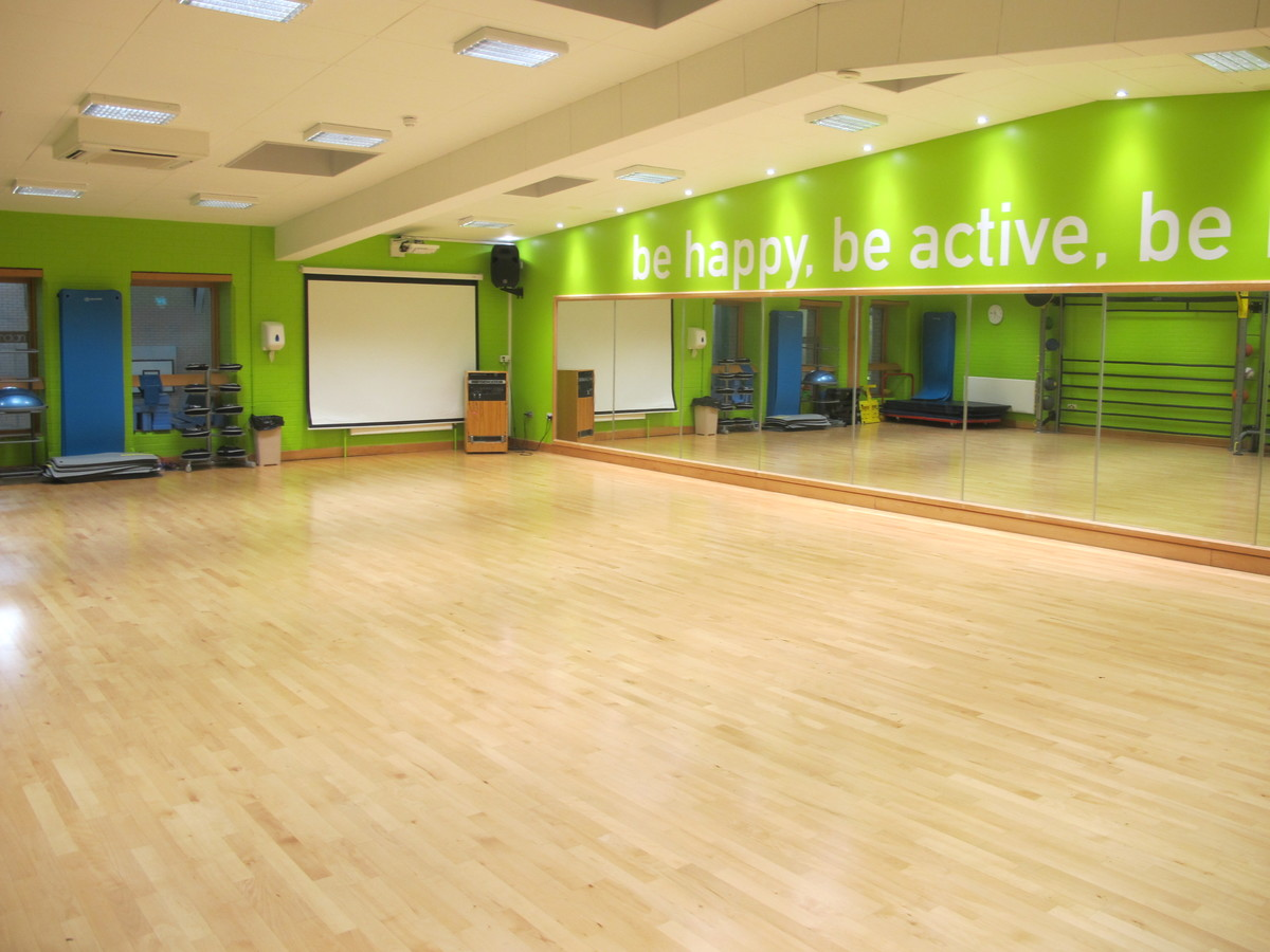 SC - Dance / Fitness Studio - Northampton High School - Northamptonshire - 1 - SchoolHire
