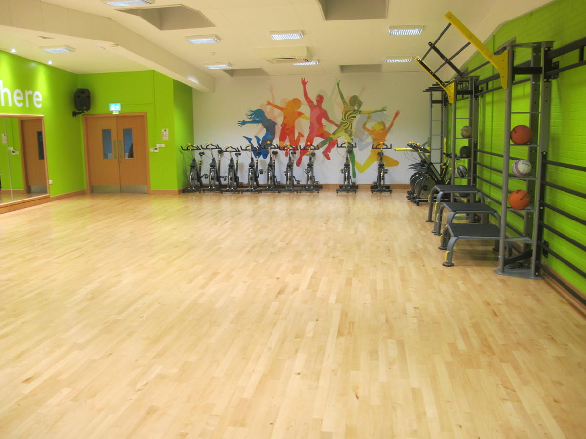 SC - Dance / Fitness Studio - Northampton High School - Northamptonshire - 2 - SchoolHire