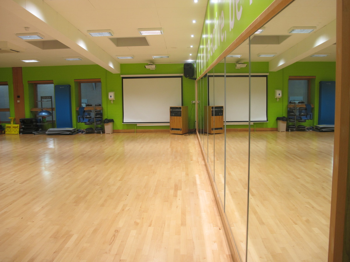 SC - Dance / Fitness Studio - Northampton High School - Northamptonshire - 3 - SchoolHire