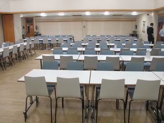 Dining Hall - Northampton High School - Northamptonshire - 1 - SchoolHire
