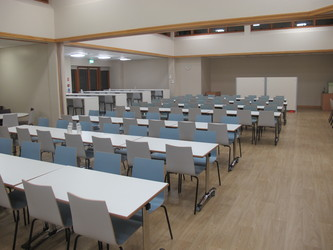 Dining Hall - Northampton High School - Northamptonshire - 2 - SchoolHire