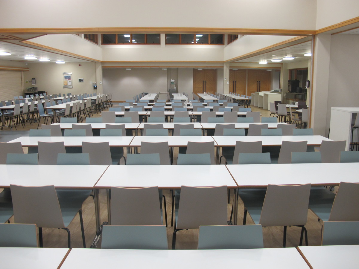 Dining Hall - Northampton High School - Northamptonshire - 3 - SchoolHire