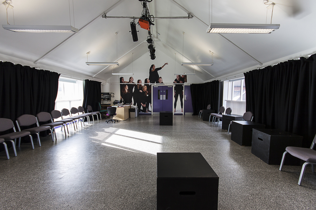 Brandling Drama Studio - Newcastle High School for Girls - Newcastle - 1 - SchoolHire