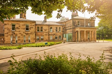 Junior School Main Hall - Newcastle High School for Girls - Newcastle - 1 - SchoolHire