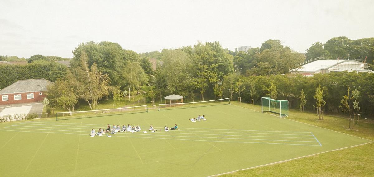Junior School Grounds - Newcastle High School for Girls - Newcastle - 2 - SchoolHire