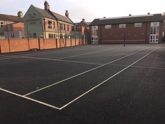 Brandling Hard Court - Newcastle High School for Girls - Newcastle - 1 - SchoolHire