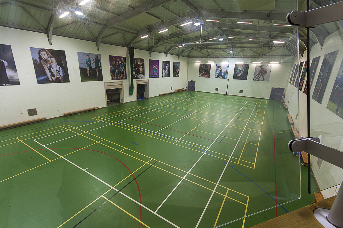 Brandling Sports Hall  - Newcastle High School for Girls - Newcastle - 1 - SchoolHire
