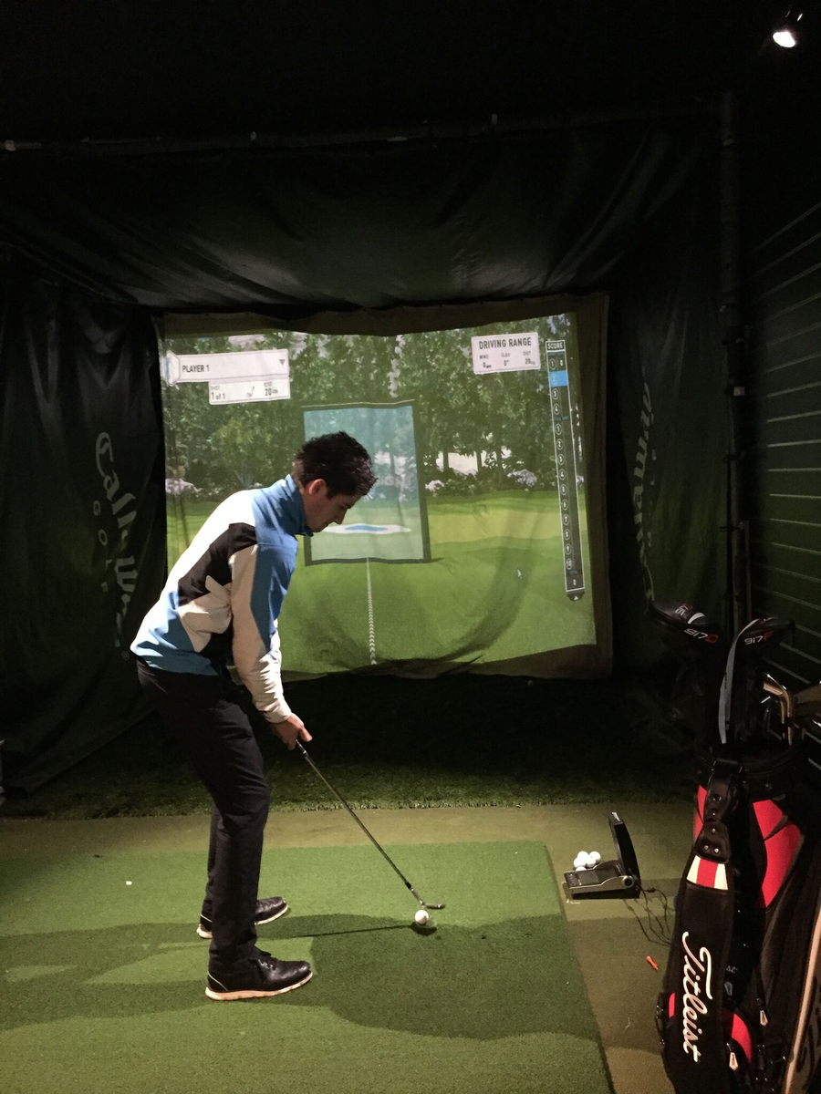 Indoor Golf Simulator - Charnwood Golf & Leisure Complex - Leicestershire - 2 - SchoolHire