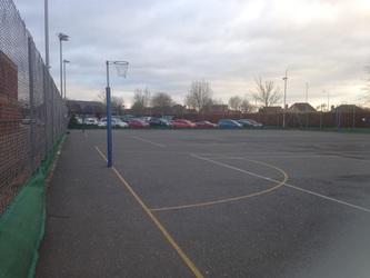 SC - Netball Court - Floodlit - Northampton High School - Northamptonshire - 1 - SchoolHire