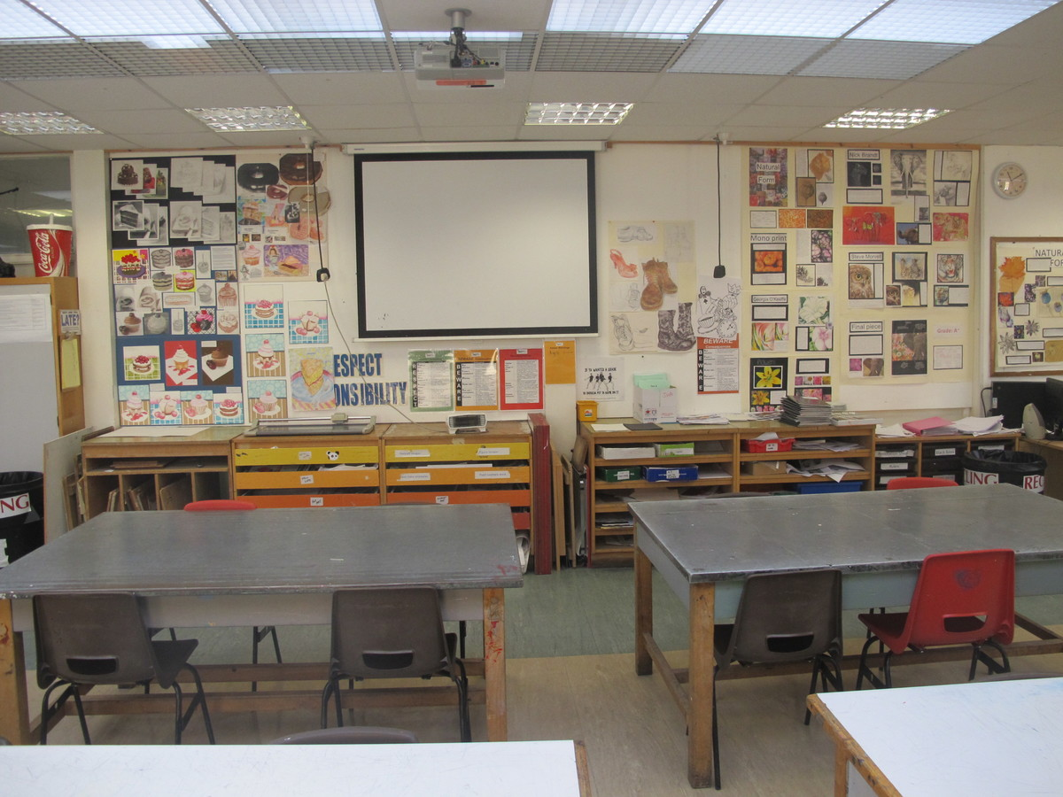 Art Room - Charnwood College - Leicestershire - 3 - SchoolHire