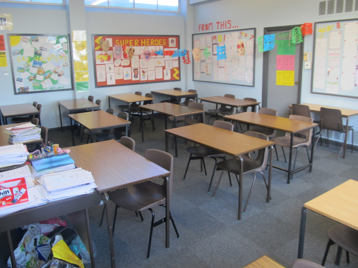 Classrooms - G Block - Charnwood College - Leicestershire - 1 - SchoolHire