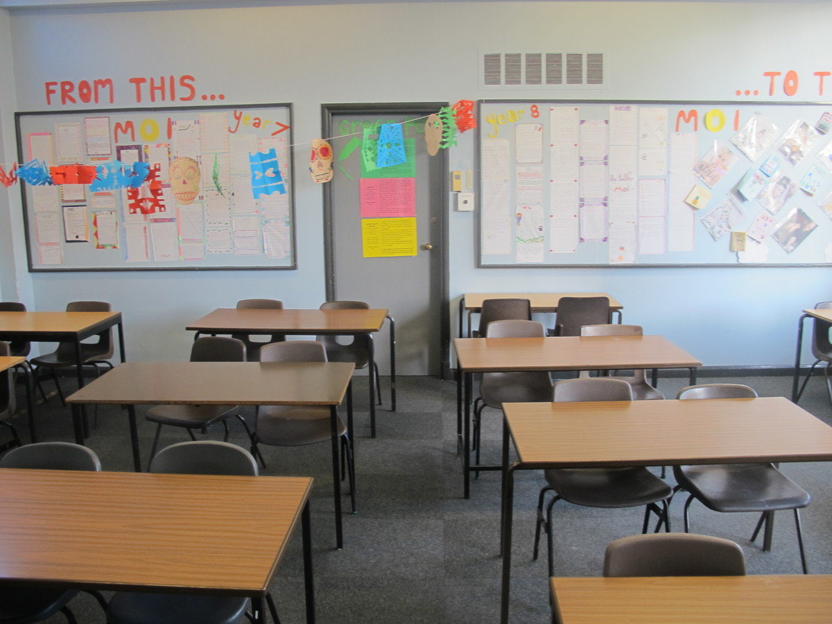 Classrooms - G Block - Charnwood College - Leicestershire - 4 - SchoolHire