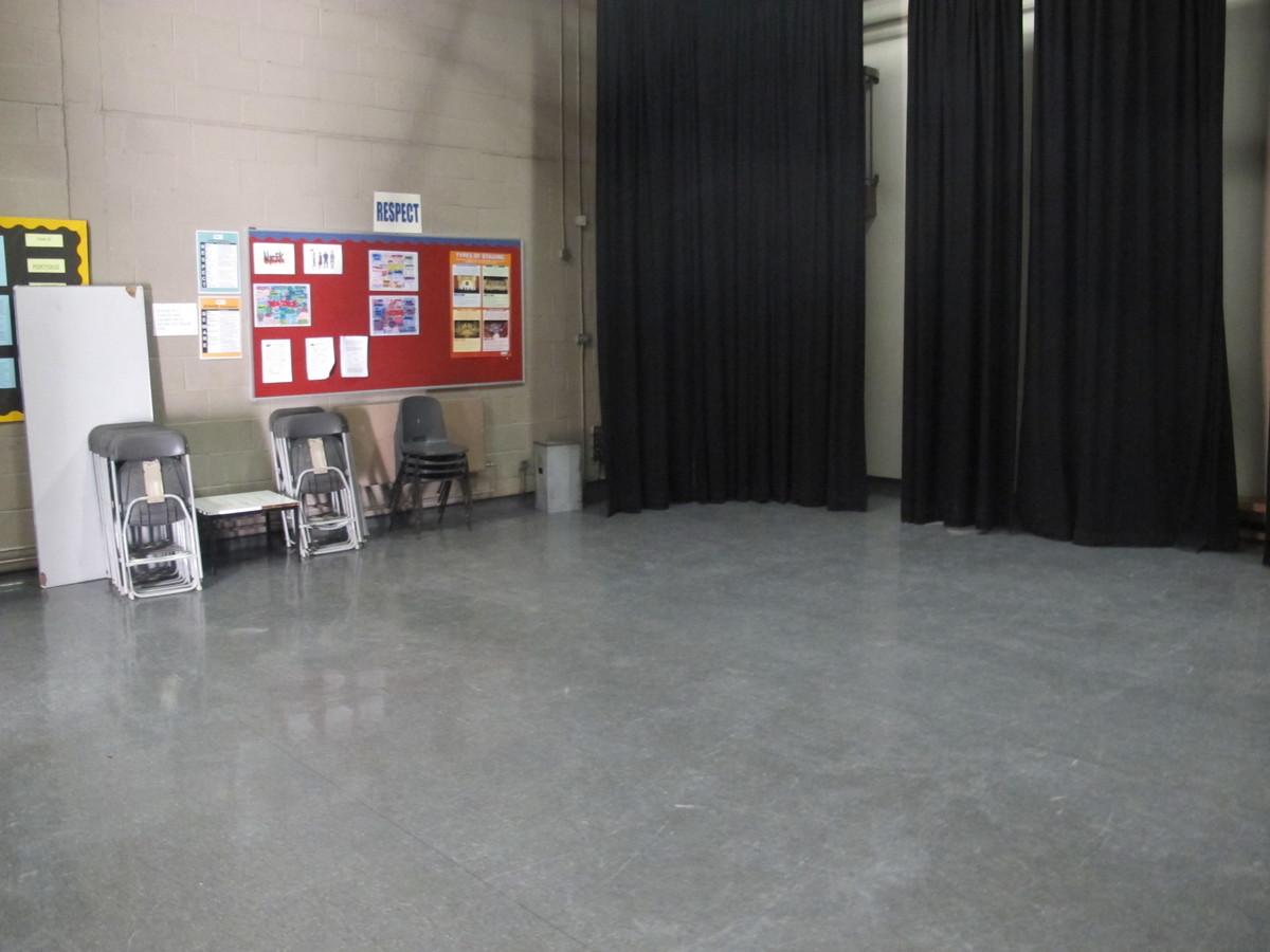 Drama Studio - Charnwood College - Leicestershire - 1 - SchoolHire