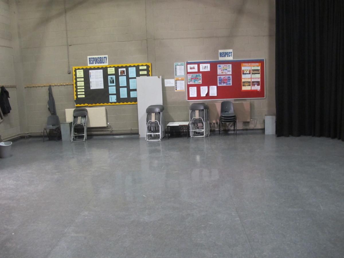 Drama Studio - Charnwood College - Leicestershire - 2 - SchoolHire