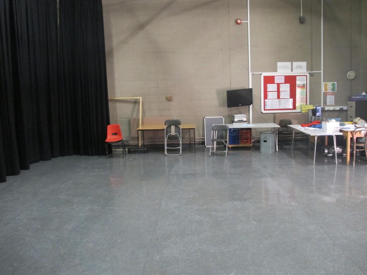 Drama Studio - Charnwood College - Leicestershire - 4 - SchoolHire