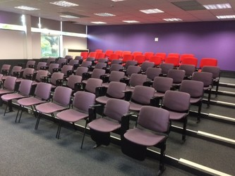 Lecture Theatre - Charnwood College - Leicestershire - 2 - SchoolHire