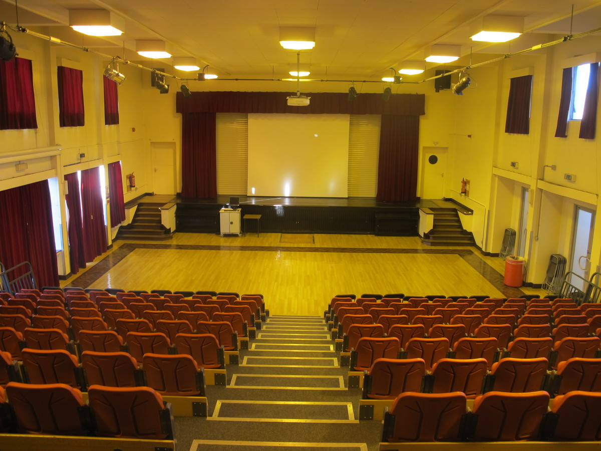 Main Hall - Charnwood College - Leicestershire - 1 - SchoolHire