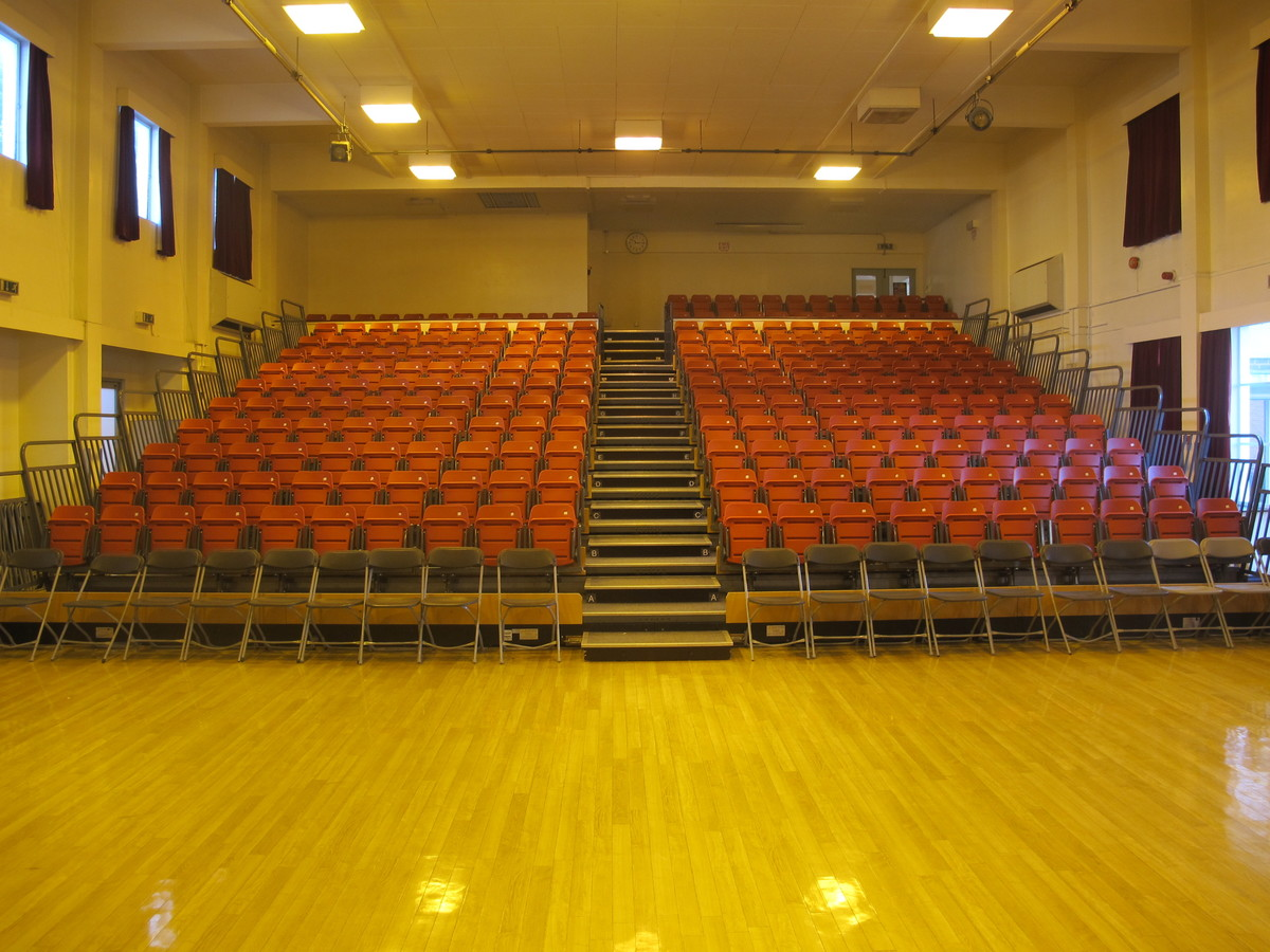 Main Hall - Charnwood College - Leicestershire - 2 - SchoolHire