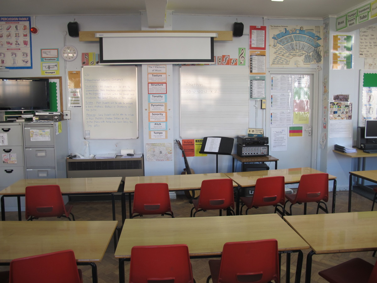 Music Room - Charnwood College - Leicestershire - 1 - SchoolHire