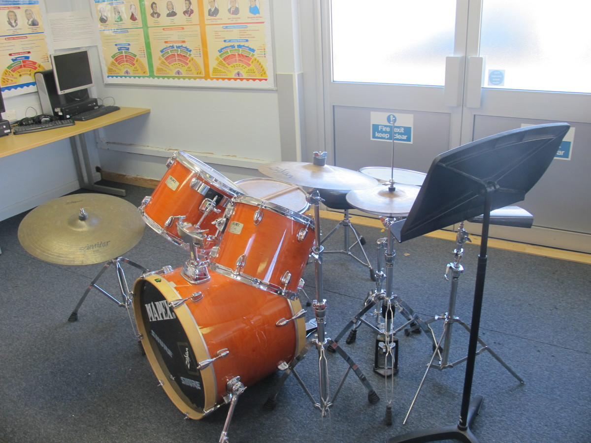 Music Room - Charnwood College - Leicestershire - 2 - SchoolHire