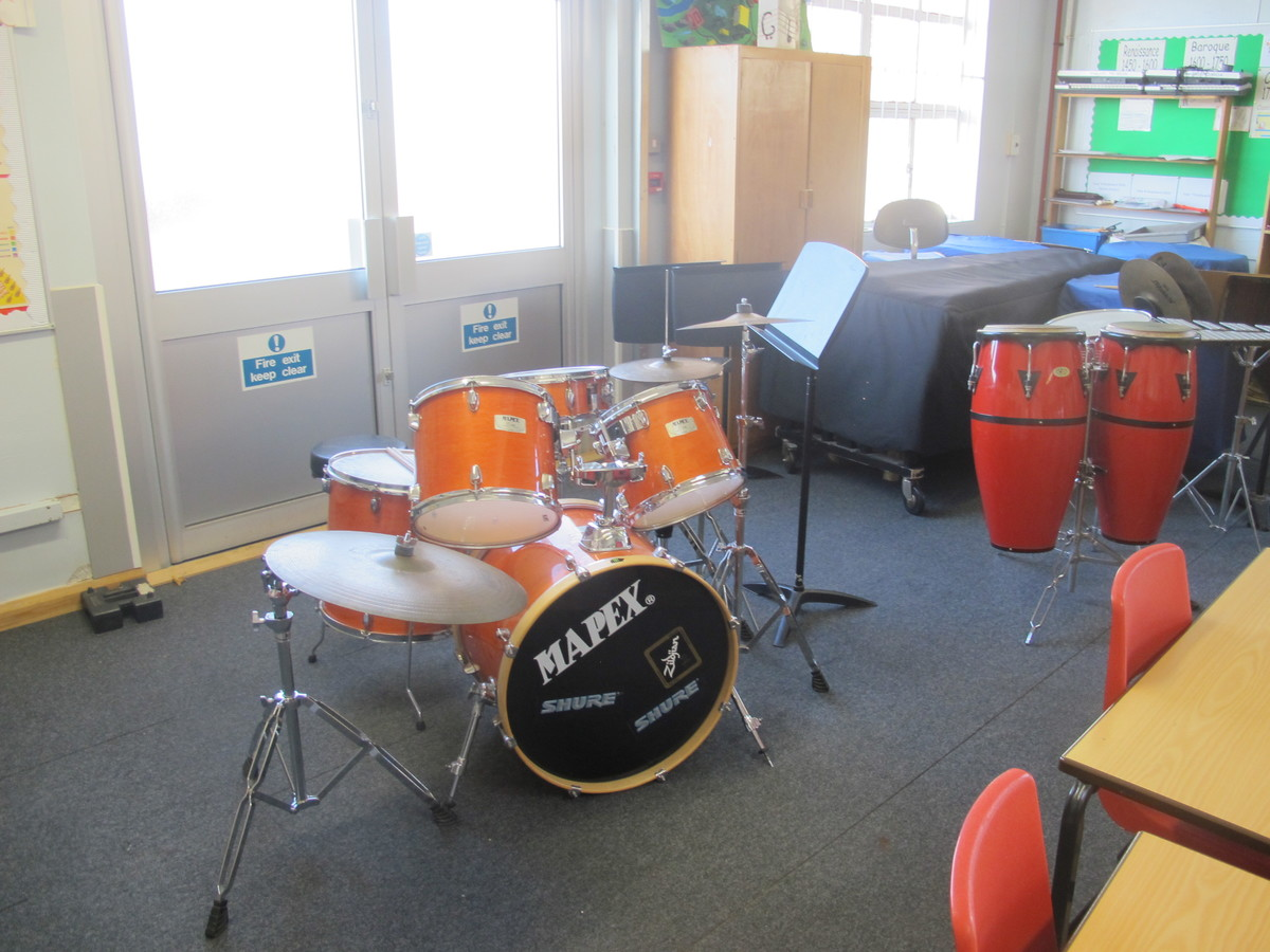 Music Room - Charnwood College - Leicestershire - 4 - SchoolHire