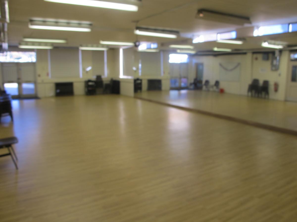 s8 Dance Studio - Charnwood College - Leicestershire - 1 - SchoolHire