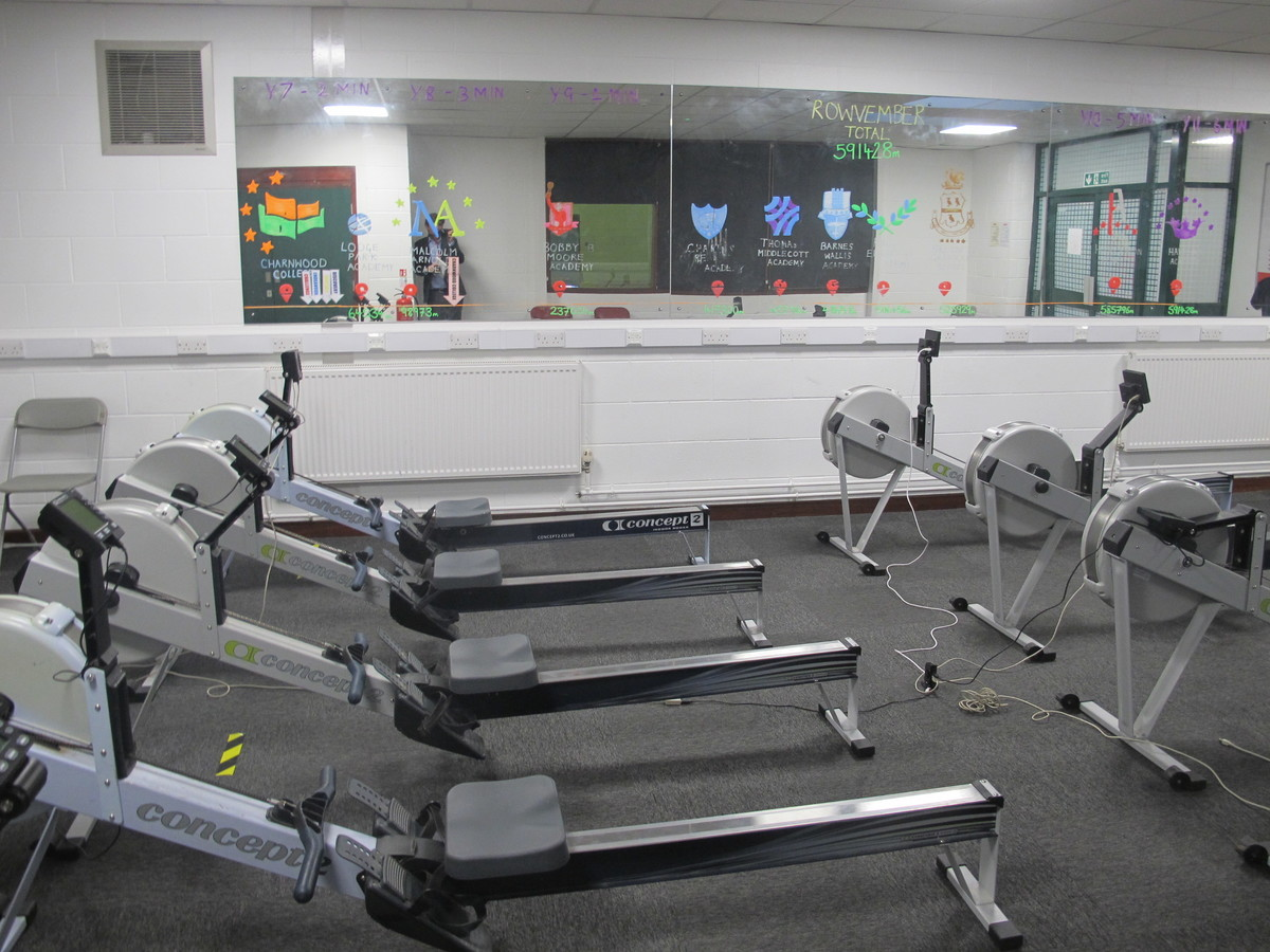 SC - Rowing Room - Charnwood College - Leicestershire - 2 - SchoolHire